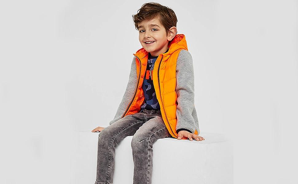 s.Oliver - Guía para pantalones vaqueros para niño