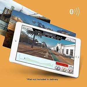 Connectez votre smartphone ou votre tablette très simplement par Bluetooth