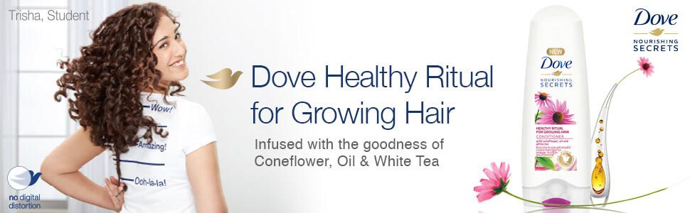 Dove conditioner