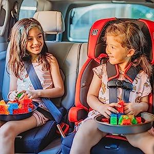 Magna-Qubix magnetic building blocks car travel play educational elearning