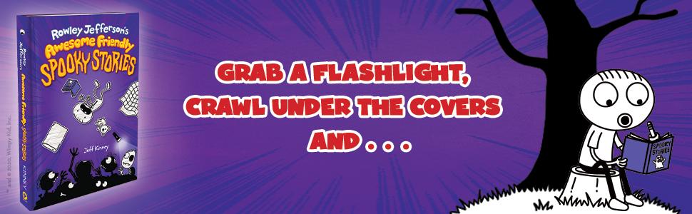 grab a flashlight
