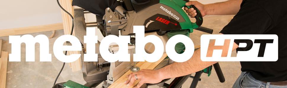 12 inch miter saw, metabo, hitachi power tools