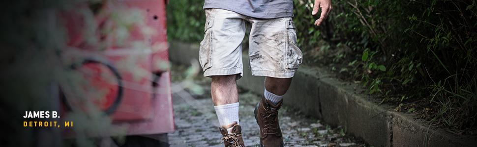 mens shorts, work shorts for men
