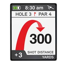 Golf Shot Distance