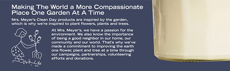Making the world a more compassionate place one garden at a time