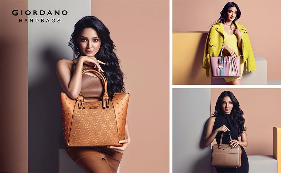 Giordano Handbags; Handbags; Lavi; Hobo; Tote