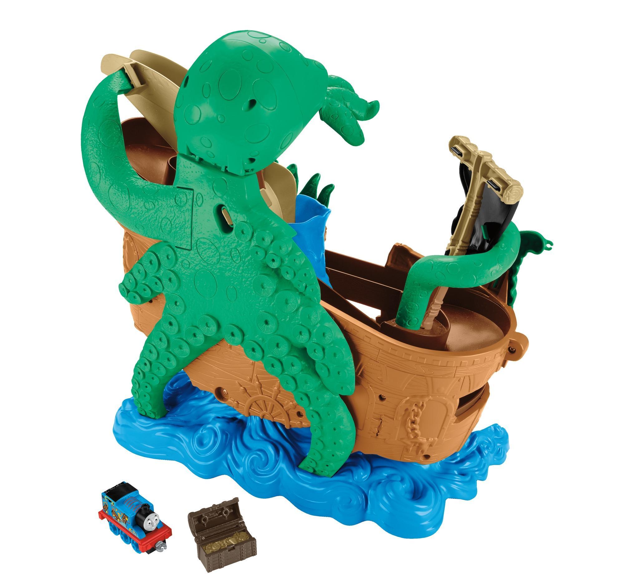 Toys And Adventures : Amazon fisher price thomas friends adventures sea