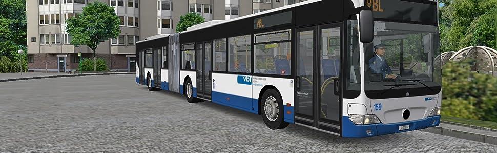 OMSI 2 - Luzern Linie 24 (Add-On): Amazon.de: Games