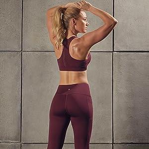 Leggins de control de barriga, leggings adelgazantes, leggings para mujer