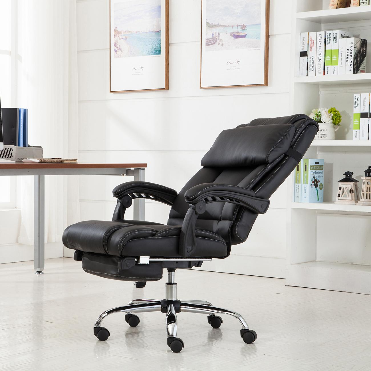 Amazon Com Belleze Executive Reclining Office Chair High