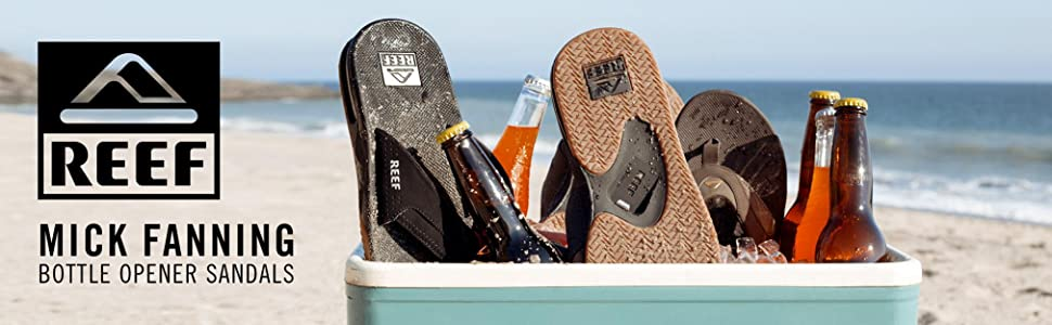 81f102792c4714 Amazon.com  Reef Fanning Mens Sandals