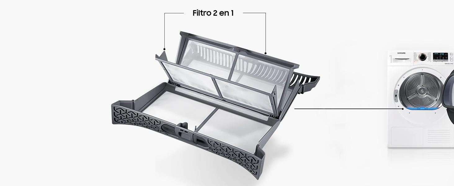Filtro 2 en 1
