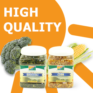 high quality, dehydrated vegetables, Mother Earth Products