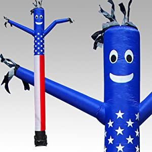 Amazon Com Lookourway Air Dancers Inflatable Tube Man Complete Set