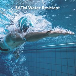 fitness trackers waterproof