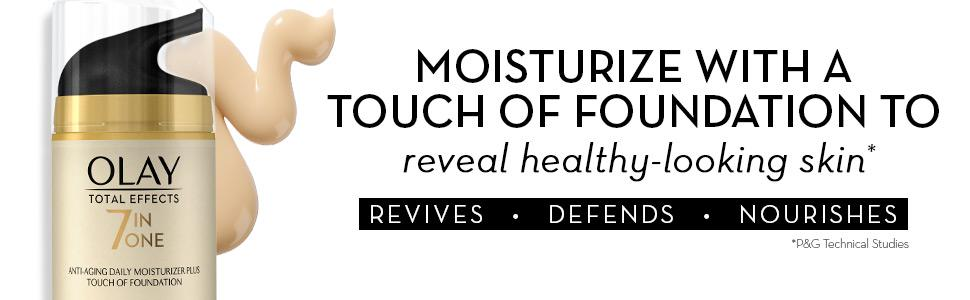 Amazon.com: Olay Total Effects 7-In-1 Moisturizer Plus ...