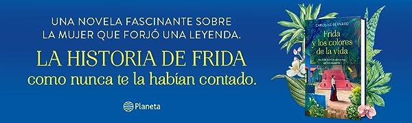 frida kahlo, diego rivera, méxico, pintura, surrealismo, women's fiction, ficción mujeres, biografía