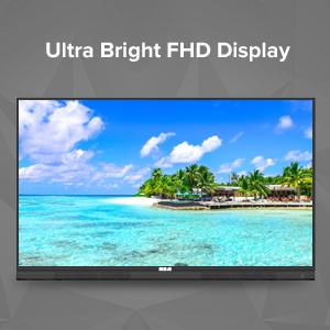 Ultra Bright FHD Display