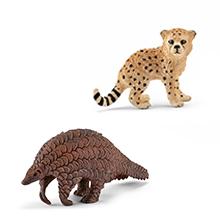 wild life assortment set, schleich wild life, schleich animal figurines, animal figurines, toys, toy