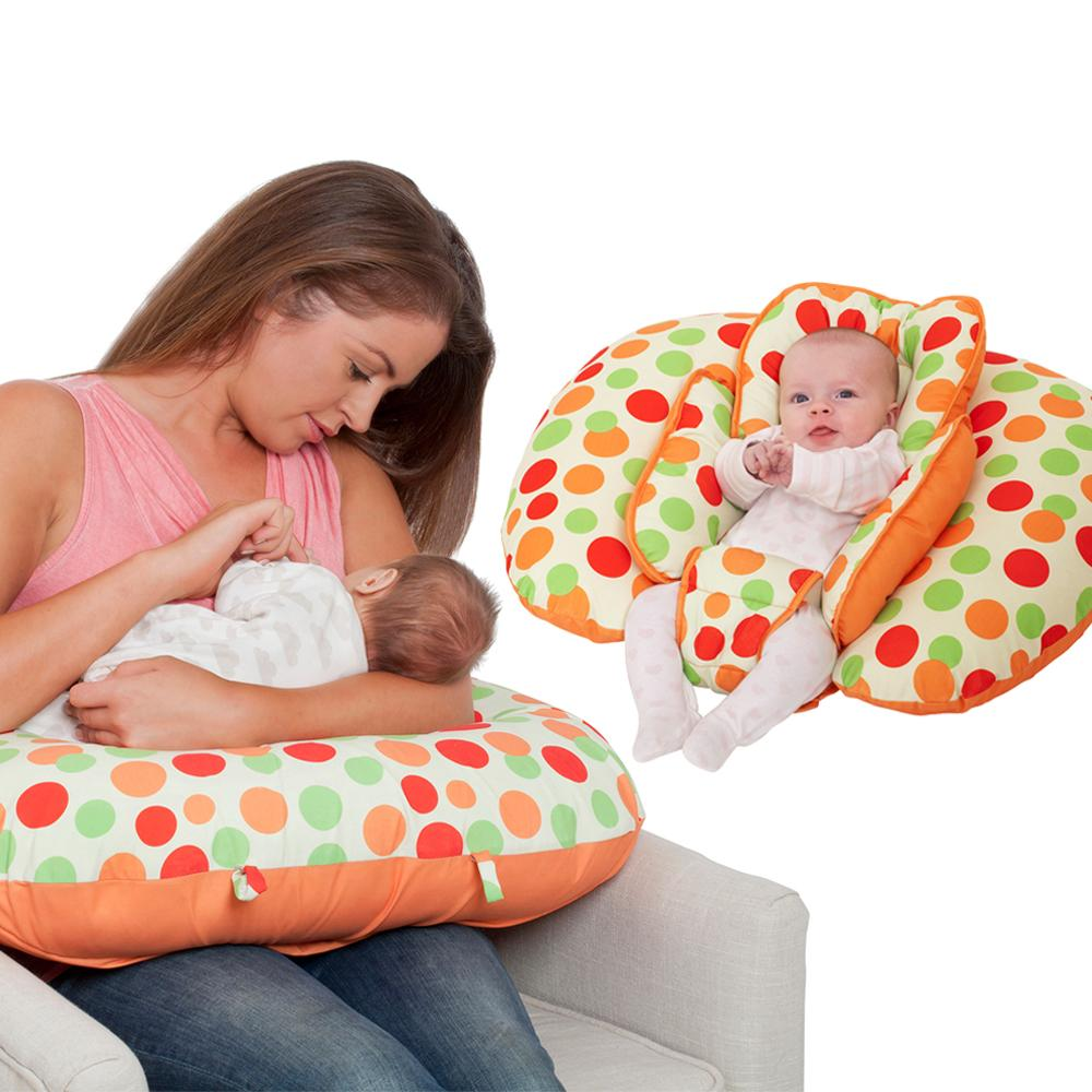 Clevamama Cushion 10-in-1 Nursing Pillow: Amazon.ca: Baby