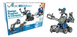 VEX IQ Robotics Construction Kit, VEX Robotics, VEX IQ, instructions, instructions for vex iq