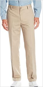 Van heusen classic fit premium non iron pant, pants for men, classic fit pants for men