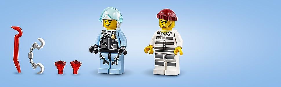 City, LEGO, Police