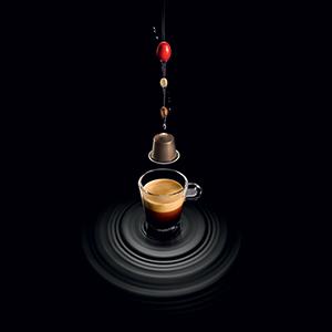 cápsula Nespresso, Cafeteira Nespresso, cápsula de café, café cápsula