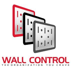 Wall Control Storage Systems Logo