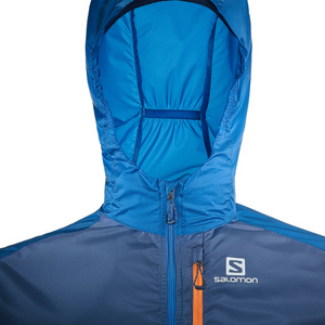 Amazon.com: SALOMON Mens Fast Wing Aero Jacket: Clothing