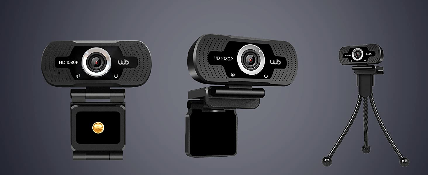 Detalhes Webcam
