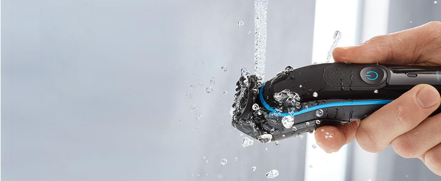 Technologie Wet & Dry 100 % étanche