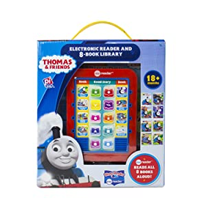 Me,reader,toy,toys,book,books,childrens,tablet,kids,kid,reader,thomas,train,tank,engine,the