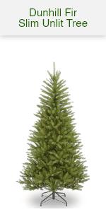 Dunhill Fir Slim Tree - Unlit