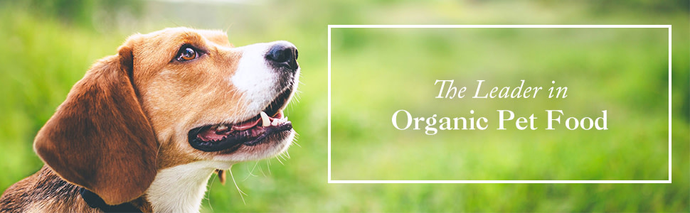 The leader in organic pet food