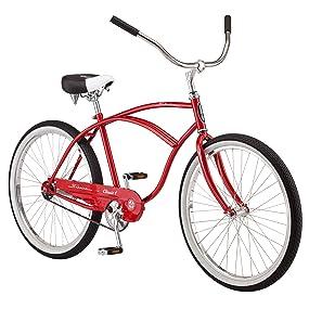 Schwinn Men S Classic 1 26 Wheel Cruiser Bicycle