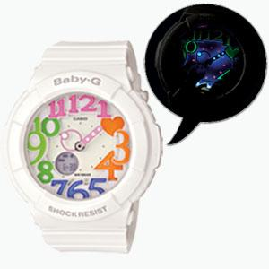 (BGA1317BJF) 「Neon Dial Series」 カシオ BGA-131-7BJF Baby-G