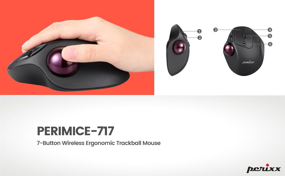 Perixx PERIMICE-717 PM-717