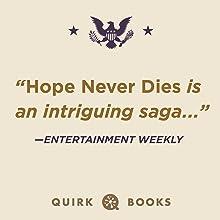hope never dies, andrew shaffer, mystery, barack obama, joe biden, thriller