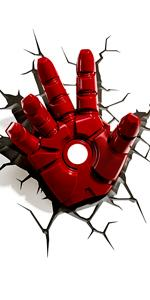 Marvel Iron Man Hand