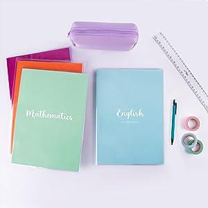 forros de libro, forro libro, fundas libros, forro libro solapa ajustable, forro escolar