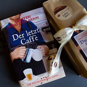 Henn, Krimi, Kaffeekrimi, Kaffee, Barista