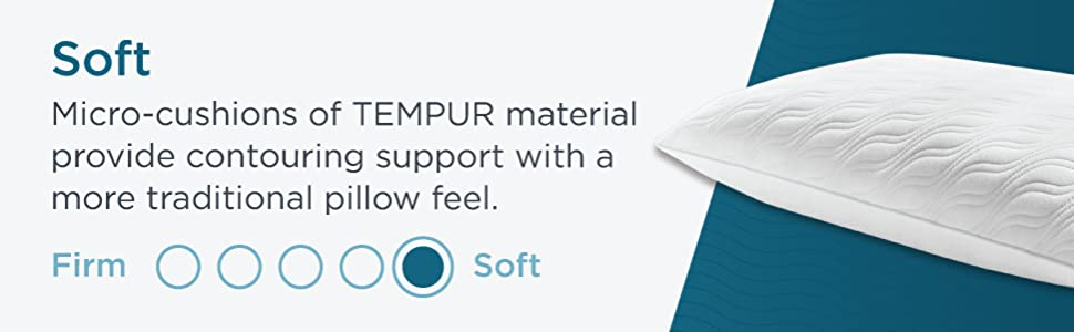 Tempur ProForm ProLo Pillow