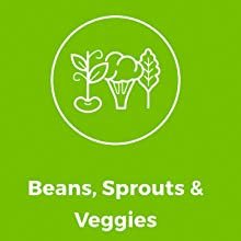 beans sprouts fruits veggies