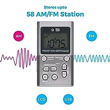 station presets pocket fm radio