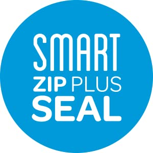 Ziploc Freezer Bags - SMART ZIP PLUS SEAL