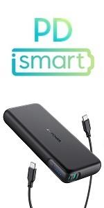 20000mAh 60W USB PD モバイルバッテリー RP-PB201