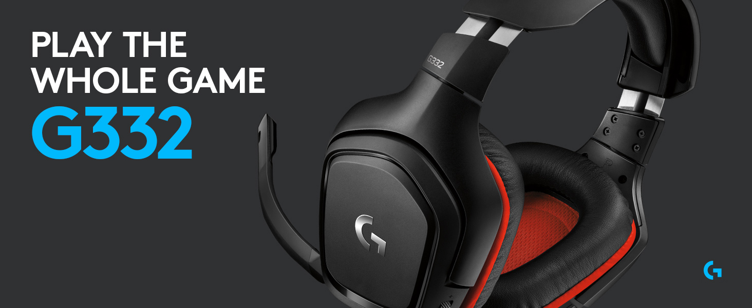 logitech-g332-cuffie-gaming-cablate-audio-stereo-