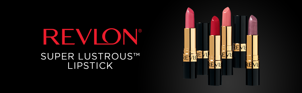 revlon, lip, stick, super, lust, lustrous, iconic, shine, finish
