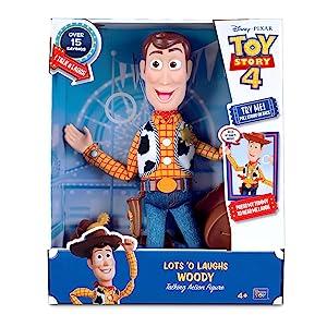 Woody in Package